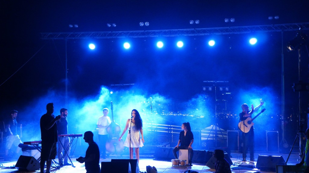 Music Concert in Old Jaffa City